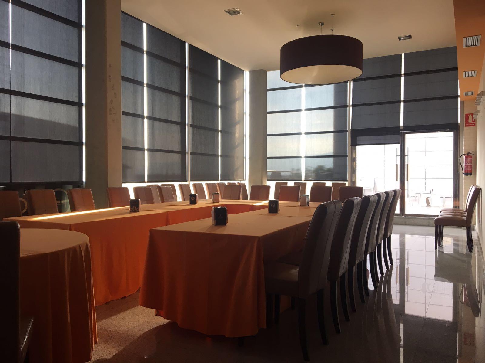Interior Salón VIP
