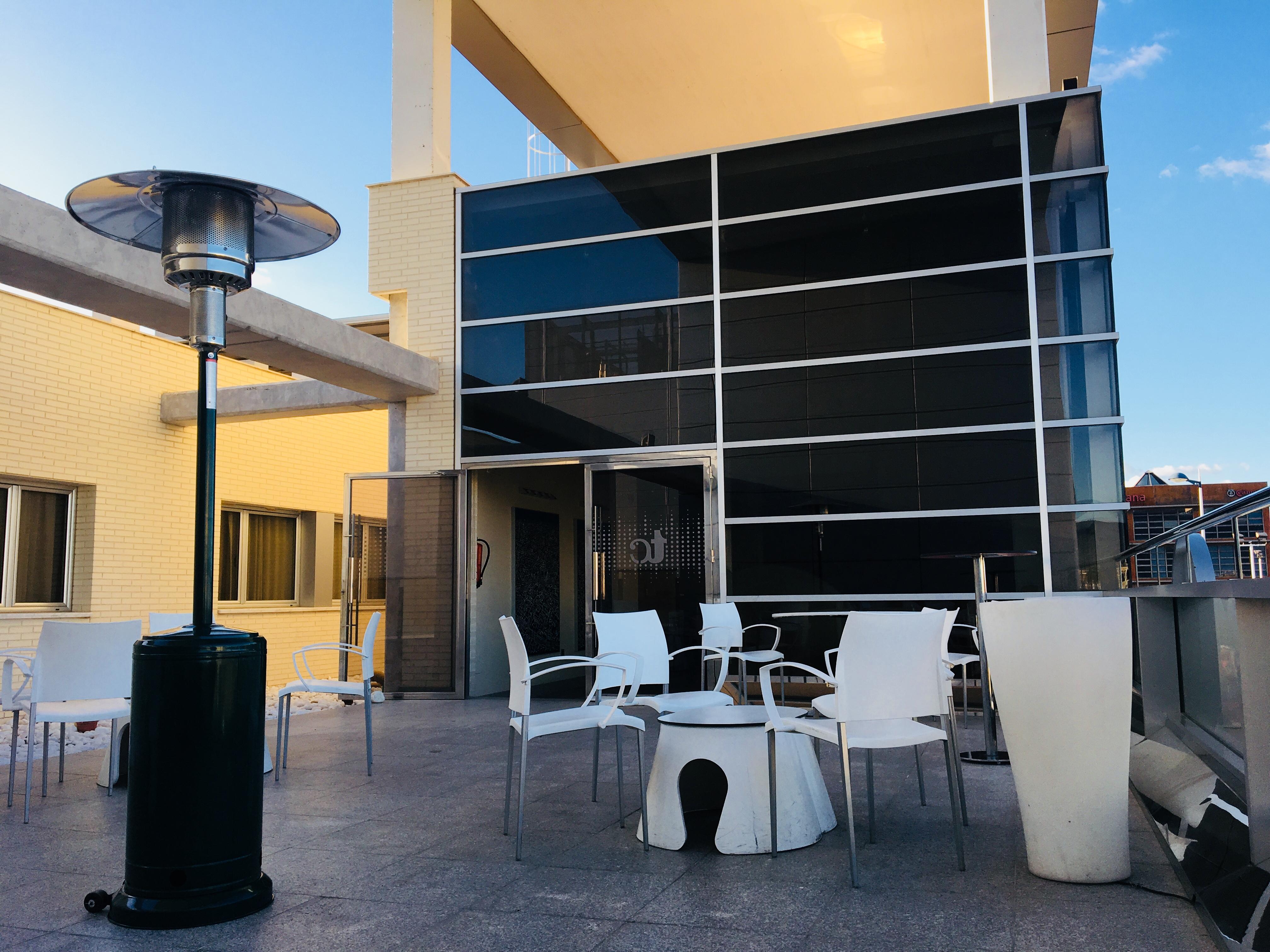 Terraza Salón VIP