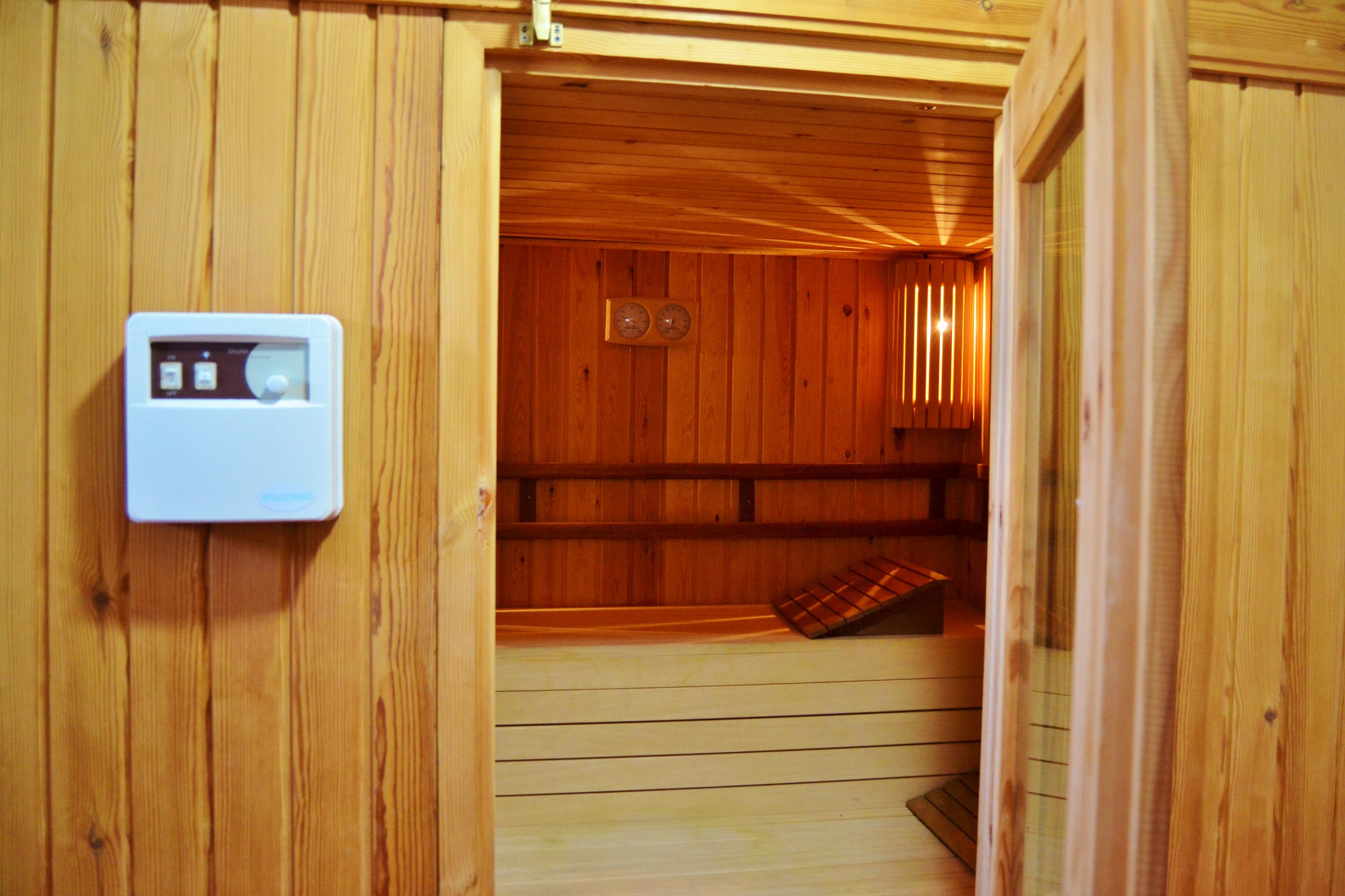Sauna Hotel Torrecobijo
