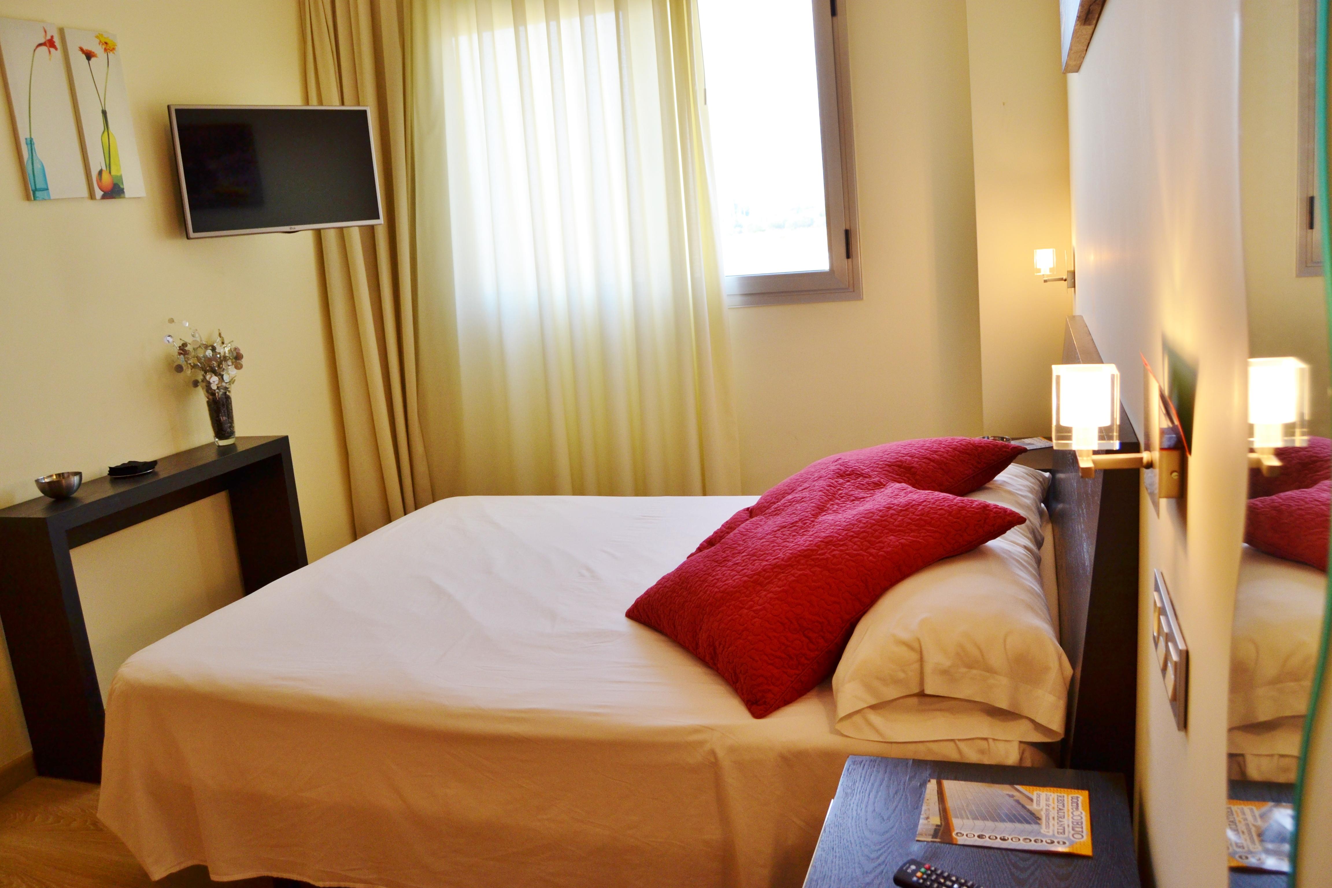 Habitaciones Hotel Torrecobijo