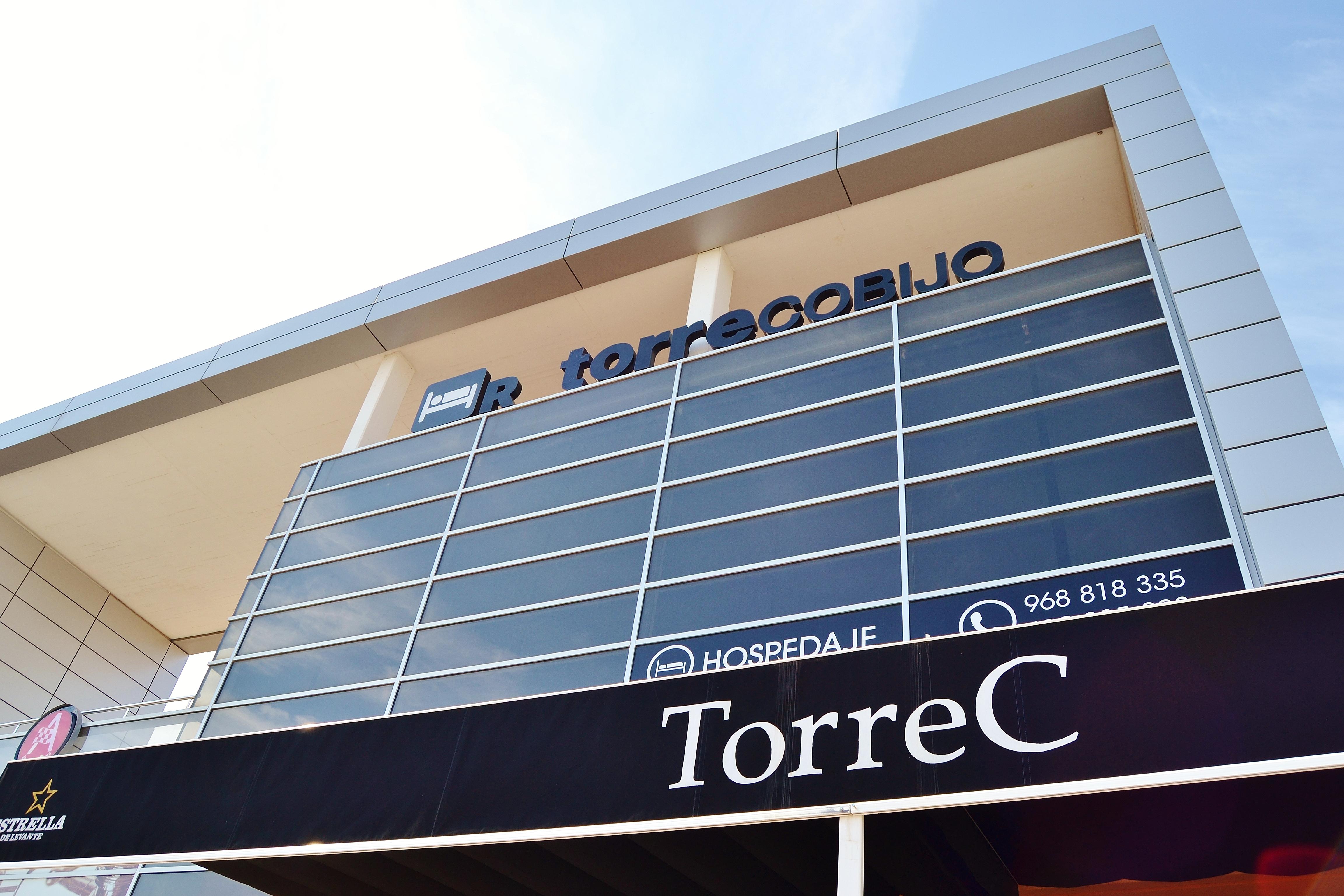 Hotel Torrecobijo
