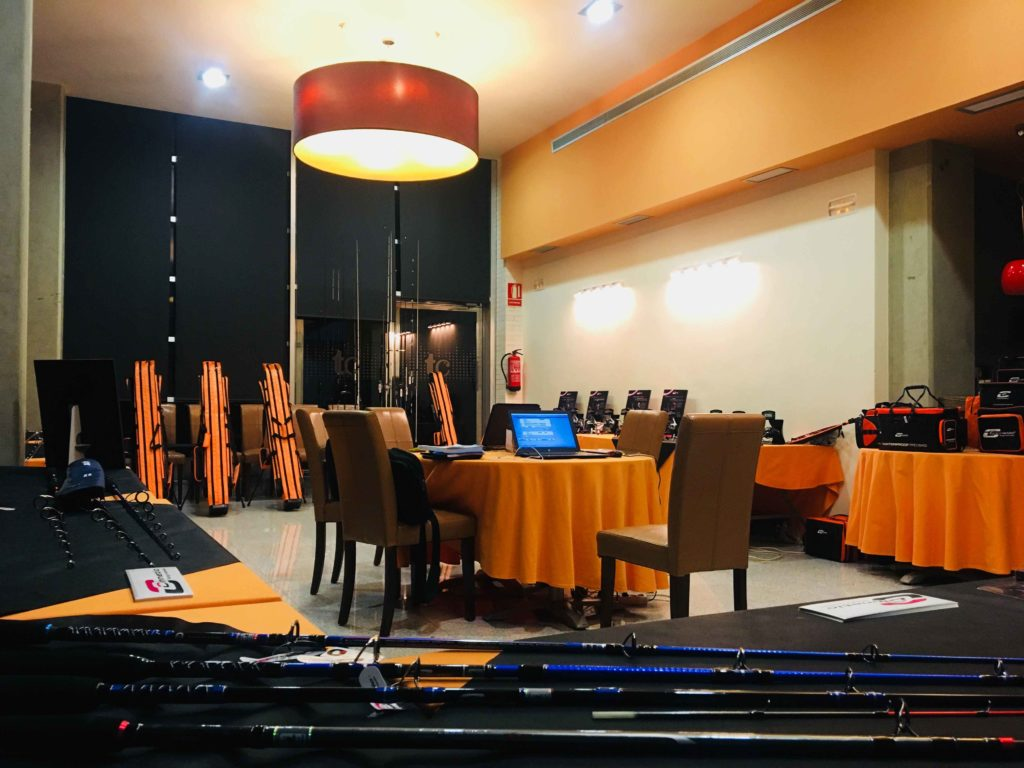 Salón interior VIP Torrecobijo